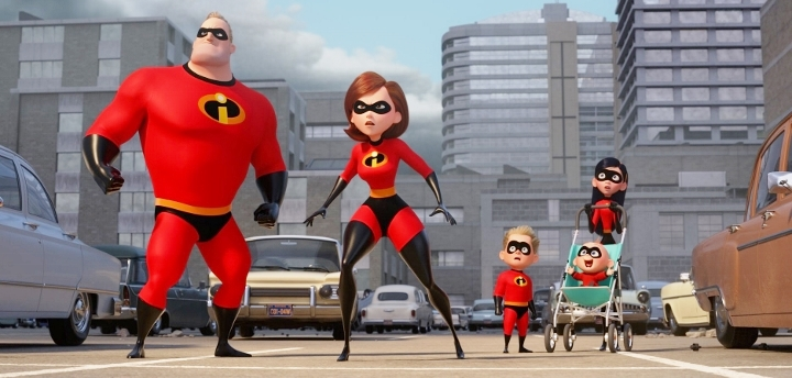 FAMILIE - INCREDIBLES (720x344)
